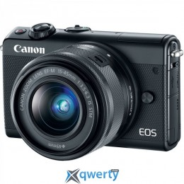 Canon EOS M100 + 15-45 IS STM Black (2209C048)
