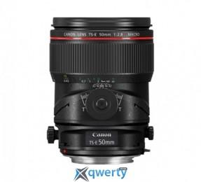 Canon TS-E 50mm f/2.8 L Macro (2273C005)