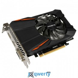 GIGABYTE GeForce GTX 1050 3GB GDDR5 (96bit) (1392/7008) (DVI, HDMI, DisplayPort) (GV-N1050D5-3GD)