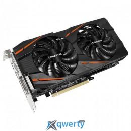 GIGABYTE Radeon RX 570 8GB GDDR5 (256bit) (1244/7008) (DVI, HDMI, DisplayPort) (GV-RX570GAMING-8GD)