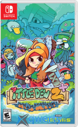 Ittle Dew 2 (Switch)