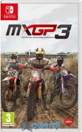 MXGP3 The Official Motocross Videogame (Switch)