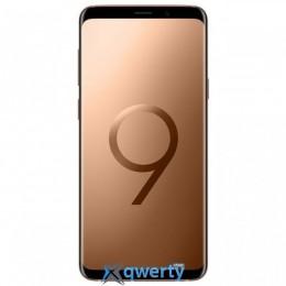 Samsung Galaxy S9 Plus SM-G965 64GB Gold (SM-G965FZDD) EU