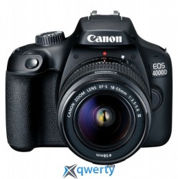 CANON EOS 4000D 18-55 (3011C004)