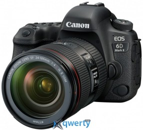 Canon EOS 6D MKII 24-105mm F/4 L IS II USM (1897C030)