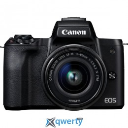CANON EOS M50 + 15-45mm IS STM Black (2680C060)