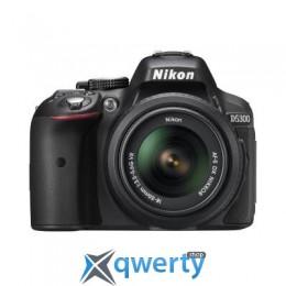 Nikon D5300 18-140 black kit (VBA370KV02/VBA370K002)
