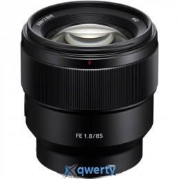 Sony FE 85mm f/1.8 (SEL85F18.SYX)