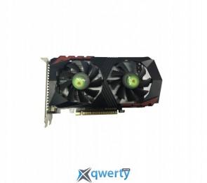 AFOX GeForce GTX 1050 Ti 4GB GDDR5 (128bit) (1290/7008) (DVI, HDMI, DisplayPort) (AF1050Ti-4096D5H2)