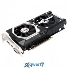 AFOX GeForce GTX 1060 3GB GDDR5 (192bit) (1506/8000) (VGA, DVI, HDMI) (AF1060-3072D5H2)