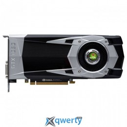 AFOX GeForce GTX 1060 6GB GDDR5 (192bit) (1506/8008) (DVI, HDMI, 3 x DisplayPort) (AF1060-6144D5H2)