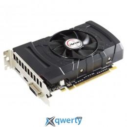 AFOX Radeon RX 550 4GB GDDR5 (128bit) (1100/7000) (DVI, HDMI, DisplayPort) (AFRX550-4096D5H2)