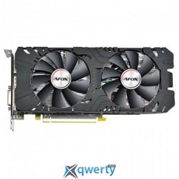 AFOX Radeon RX 580 4GB GDDR5 (256bit) (1256/8000) (DVI, HDMI, 3х DisplayPort) (AFRX580-4096D5H1)