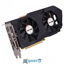 AFOX Radeon RX 580 8GB GDDR5 (256bit) (1256/8000) (DVI, HDMI, 3х DisplayPort) (AFRX580-8192D5H2-V2)
