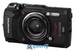 OLYMPUS TG-5 Black (Waterproof - 15m; GPS; 4K; Wi-Fi) (V104190BE030)