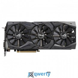 ASUS GeForce GTX 1060 6GB GDDR5 (192it) (1518\8008) (DVI, HDMI, DisplayPort) Strix Gaming Advanced Edition (STRIX-GTX1060-A6G-GAMING)