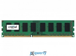 CRUCIAL DDR3-1600 16GB PC-12800 (CT204864BD160B)