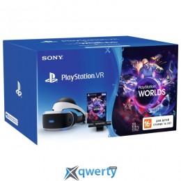 Sony PlayStation VR V2 + Camera V2 + VR Worlds