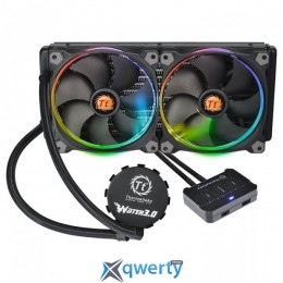 Thermaltake Water 3.0 Riing RGB 280 (CL-W138-PL14SW-A)