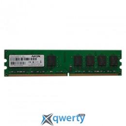AFOX DDR2-800 2GB PC2-6400 (AFLD22ZM1P)