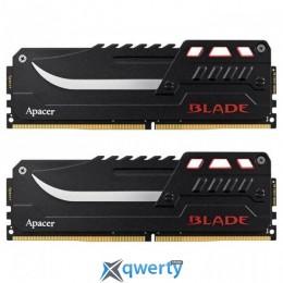 Apacer Blade Series DDR4-2800 32GB (16x2) PC4-22400 (EK.32GAW.GFBK2)