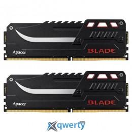 Apacer Blade DDR4-3200 16GB (2x8) PC4-25600 (EK.16GA1.GEBK2)