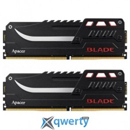 Apacer Fire Blade DDR4-3000 16GB (2x8) PC4-24000 (EK.16GAZ.GJDK2)