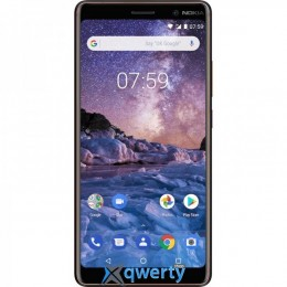 Nokia 7 Plus 6/64GB Dual (Black) EU