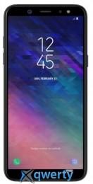 Samsung Galaxy A6 (A600F) 3/32GB DUAL SIM BLACK (SM-A600FZKNSEK)