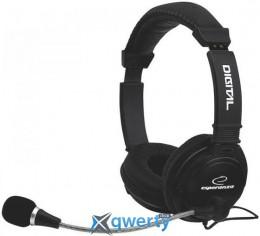 Esperanza Headset EH104 Black