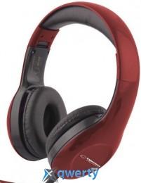 Esperanza Headset EH138R Red