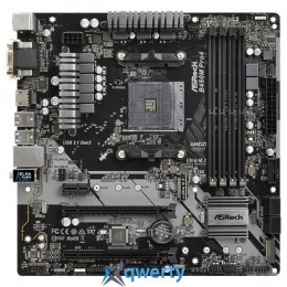 ASRock B450M Pro4 (sAM4, AMD B450)
