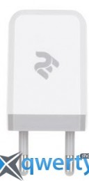 2E USB Wall Charger USB:DC5V/2.1A, white (2E-WC1USB2.1A-W)