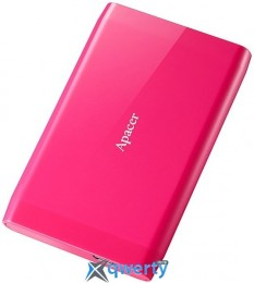 APACER AC235 500GB USB 3.1 Розовый (AP500GAC235P-1)