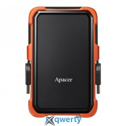 APACER AC630 1TB USB 3.1 Оранжевый (AP1TBAC630T-1)