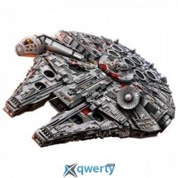 LEGO Star Wars Сокол Тысячелетия Millennium Falcon 7541 деталь (75192)