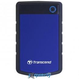 TRANSCEND 4TB TS4TSJ25H3B USB 3.0 Storejet 2.5 H3 Синий (TS4TSJ25H3B)