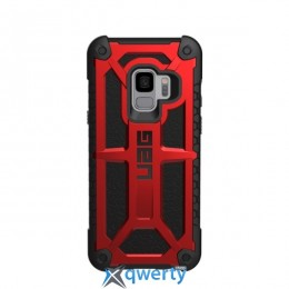 Urban Armor Gear Galaxy S9 Monarch Crimson (GLXS9-M-CR)