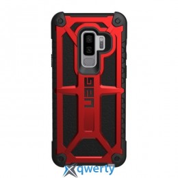 Urban Armor Gear Galaxy S9+ Monarch Crimson (GLXS9PLS-M-CR)