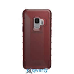 Urban Armor Gear Galaxy S9 Plyo Case Crimson (GLXS9-Y-CR)
