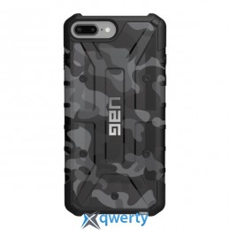 Urban Armor Gear iPhone 8/7/6S Plus (5.5 Screen) Pathfinder Camo Gray/Black (IPH8/7PLS-A-BC)