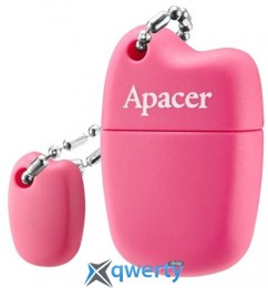 APACER AH118 16GB Розовый (AP16GAH118P-1)