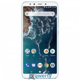 Xiaomi Mi A2 4/32Gb (Blue) EU