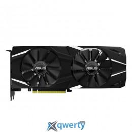 Asus PCI-Ex GeForce RTX 2080 Dual OC 8GB GDDR6 (256bit) (1515/14000) (1 x HDMI, 3 x DisplayPort, 1 x USB Type-C) (DUAL-RTX2080-O8G)