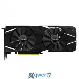 Asus PCI-Ex GeForce RTX 2080 Ti Dual 11GB GDDR6 (352bit) (1350/14000) (1 x HDMI, 3 x DisplayPort, 1 x USB Type-C) (DUAL-RTX2080TI-A11G)
