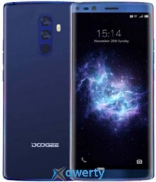 DOOGEE MIX 2 6/128Gb (Blue) EU