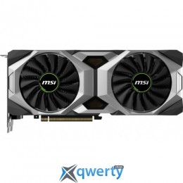 MSI GeForce RTX 2080 Ti 11GB GDDR6 (352bit) (1350) (HDMI, DisplayPort, USB Type-C) (GeForce RTX 2080 Ti VENTUS 11G OC)