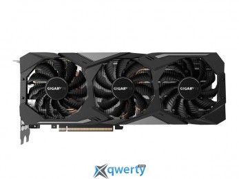 GIGABYTE GeForce RTX 2080 8GB GDDR6 (256bit) (1710/14000) (HDMI, DisplayPort, USB Type-C) (GV-N2080GAMING OC-8GC)
