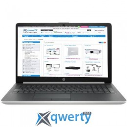 HP Notebook 15-db0220ur (4MS05EA) Silver