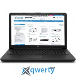 HP Notebook 15-db0222ur (4MV33EA) Black
